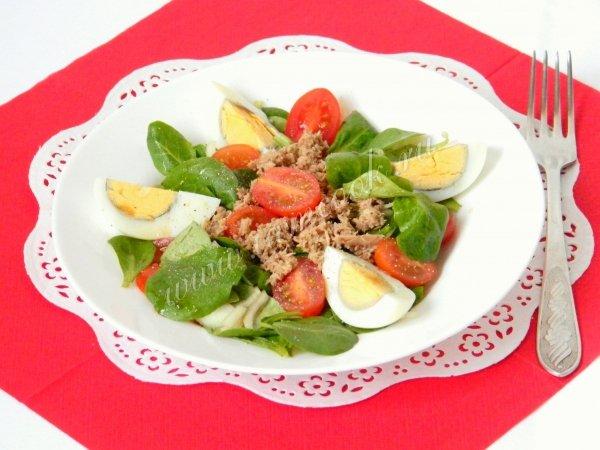 Рецепт салатов с краснокачанной капустой