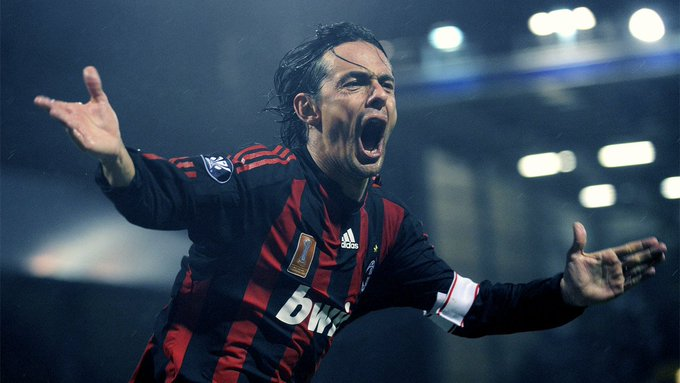 Happy Birthday to Filippo Inzaghi.  Poacher.