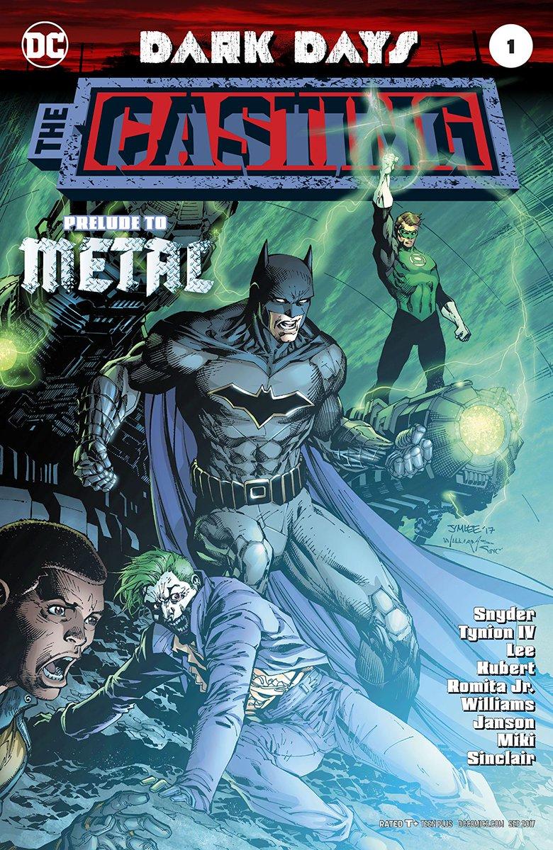 Dark Nights: The Casting [DC Rebirth] ¡YA DISPONIBLE!   http:// azcomicses.blogspot.com/2017/06/dark-n ights-metal-vol1-1-de-dc-rebirth.html &nbsp; …   #AzComicsEs #DC #Up #Batman<br>http://pic.twitter.com/VPlJ7qmyH3