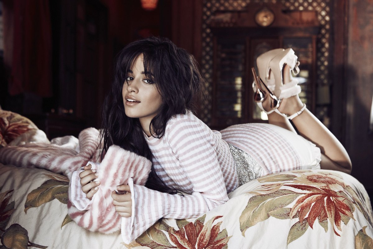 New tracks, @charli_xcx collabs and more: we meet @Camila_Cabello