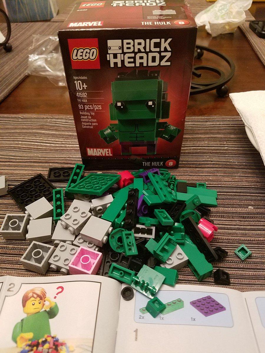 Legoverified Account