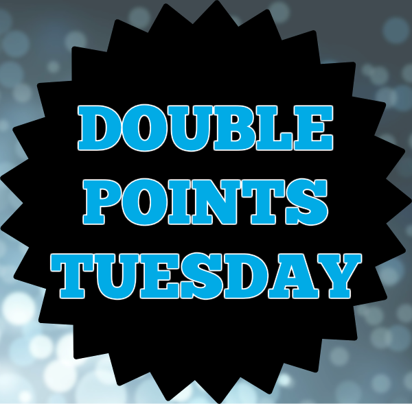 TUESDAYS ARE FOR THE VAPERS 🤘💨 Every Tuesday is DOUBLE POINTS! Get 2 points for every dollar spent through our new rewards system (RI ONLY) https://t.co/yPt99bOpd7