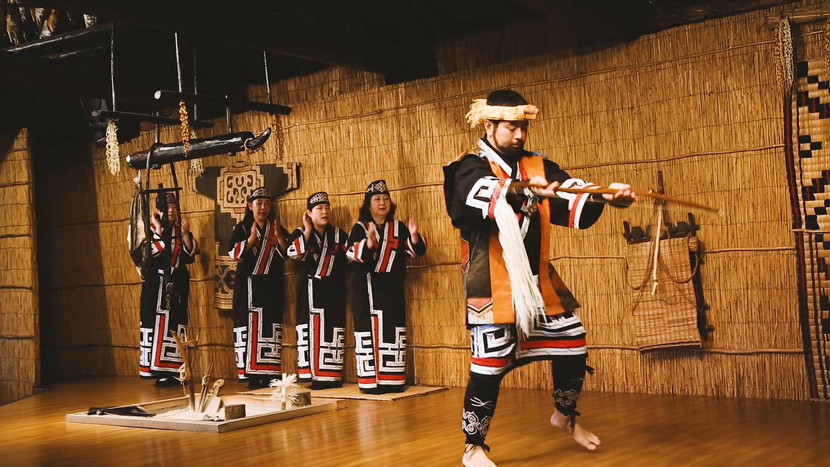 On #IndigenousDay, see how the Ainu preserve their traditions and culture in Japan ⬇️