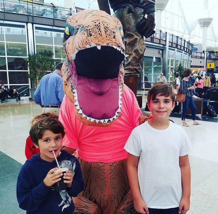 Denver Airport Den: Denver Int'l Airport (@DENAirport)