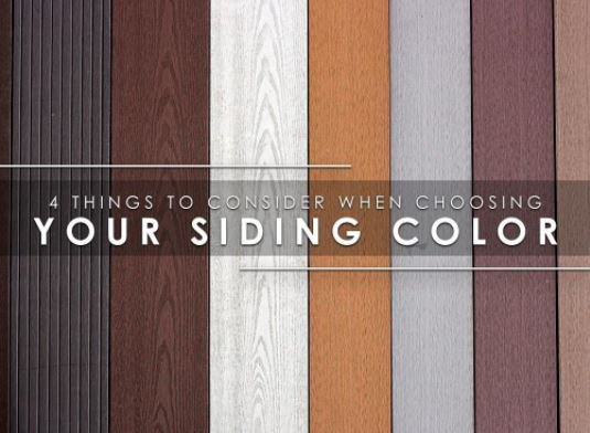 Krech Exteriors on Twitter Make the right siding color choice by