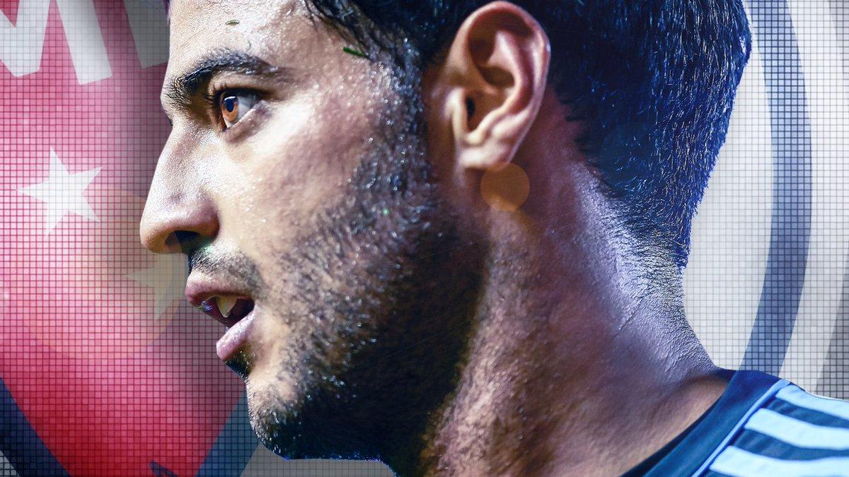 #Cronómetro⏱️  🚨OFICIAL  Carlos Vela jugará en @LAFC a partir de 2018, ¿desperdicia su talento?  🔃 Sí ❤️ No https://t.co/JI6TlN9bK0