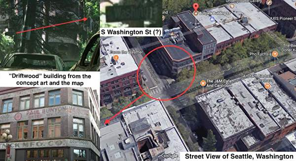 Fans Seemed To Have Figured Out The Last Of Us Part 2 Location Seattle Washington Thelastofuspartii Thelastofuspic Twitter Com Tjyaa8r3uk