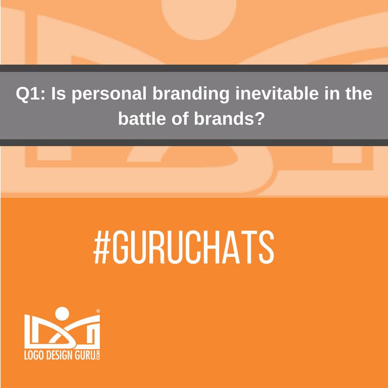 Q1: Let's start. Is personal branding inevitable in the battle of brands?  #Guruchats https://t.co/lN9sP4hiIj