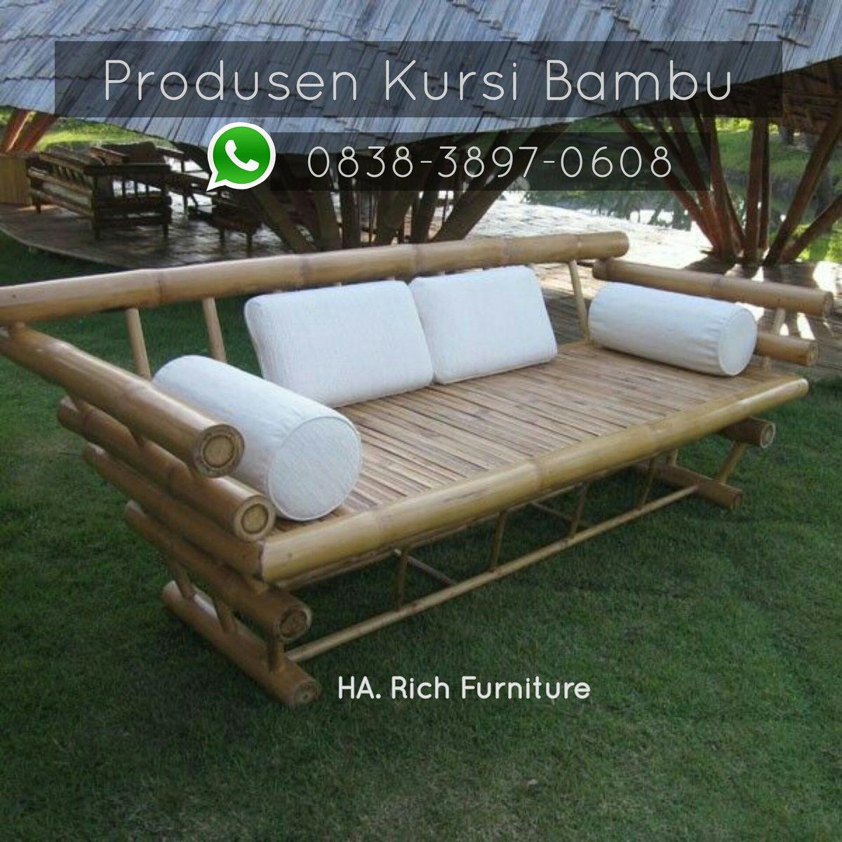 67 Gambar Kursi Minimalis Dari Bambu Gratis Terbaru