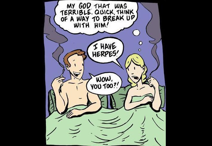 Er herpes Dating Sites god