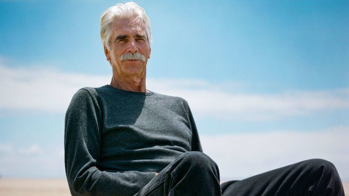 Happy Birthday, Sam Elliott !!!   <3