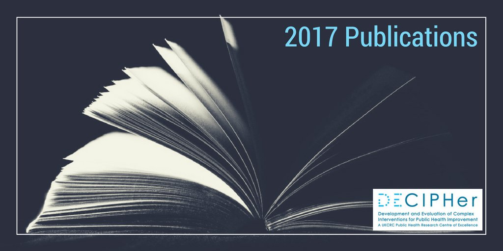 New #publications have been added to our 2017 archive. Keep up to date with the latest #publichealth #research here:  http:// bit.ly/2v5lG35  &nbsp;  <br>http://pic.twitter.com/FKB2zSjJLY