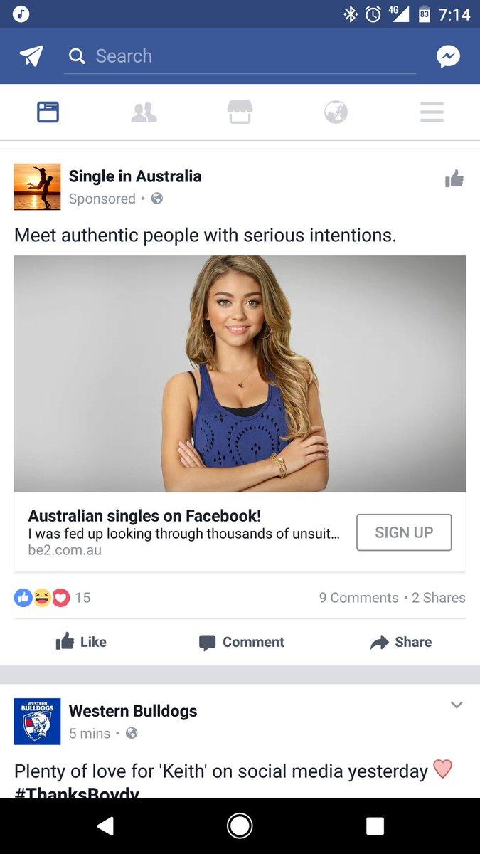 Dating in australia