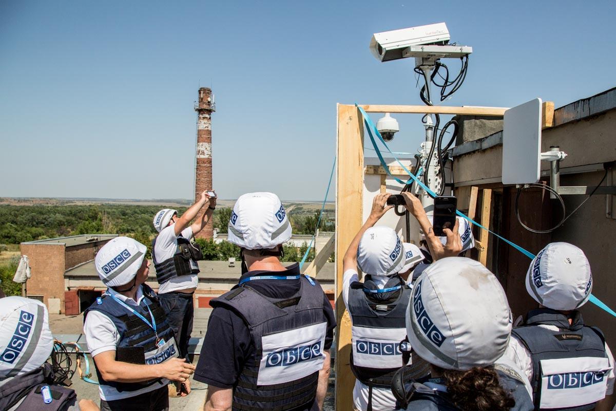 В ОБСЕ призвали дать возможность нормально работать мониторинговой миссии на Донбассе - Цензор.НЕТ 5557