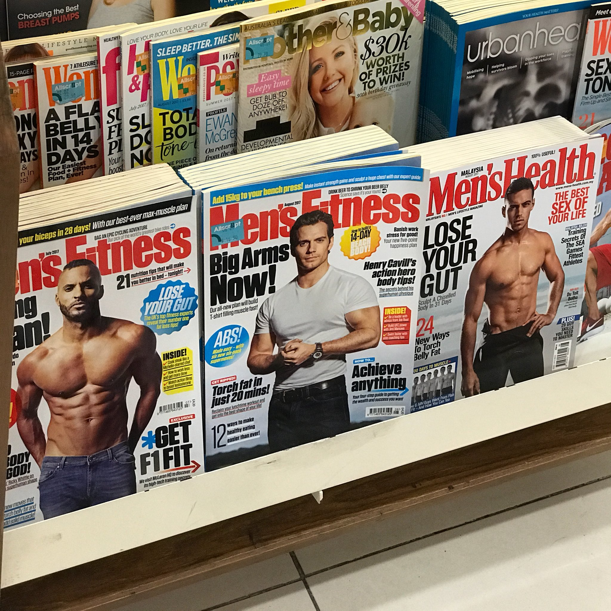 RT @legendpoe: i spy with my eyes @MrRickyWhittle on the shelves !!!! https://t.co/kVzRqA2CXf