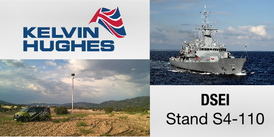 #kelvinhughes to showcase its largest ever range of #radar equipment and software at @DSEI_event #DSEI2017 #DSEI  https://t.co/x0yJOKfgdi