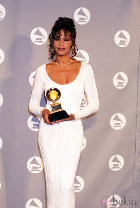 Happy Birthday to Whitney Houston, who would have turned 54 today!