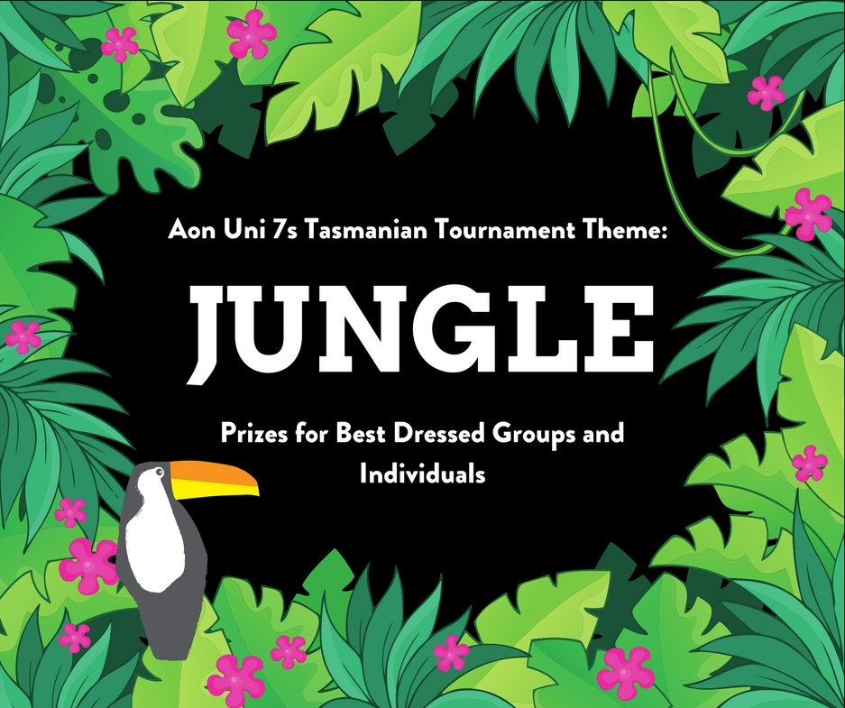 Support the UTAS Lions team by dressing up for the Tassie tournament! There&#39;s prizes! Details here:  http:// bit.ly/2u2HTRS  &nbsp;   #rugby7s #utas<br>http://pic.twitter.com/kqTuk7Yi3t