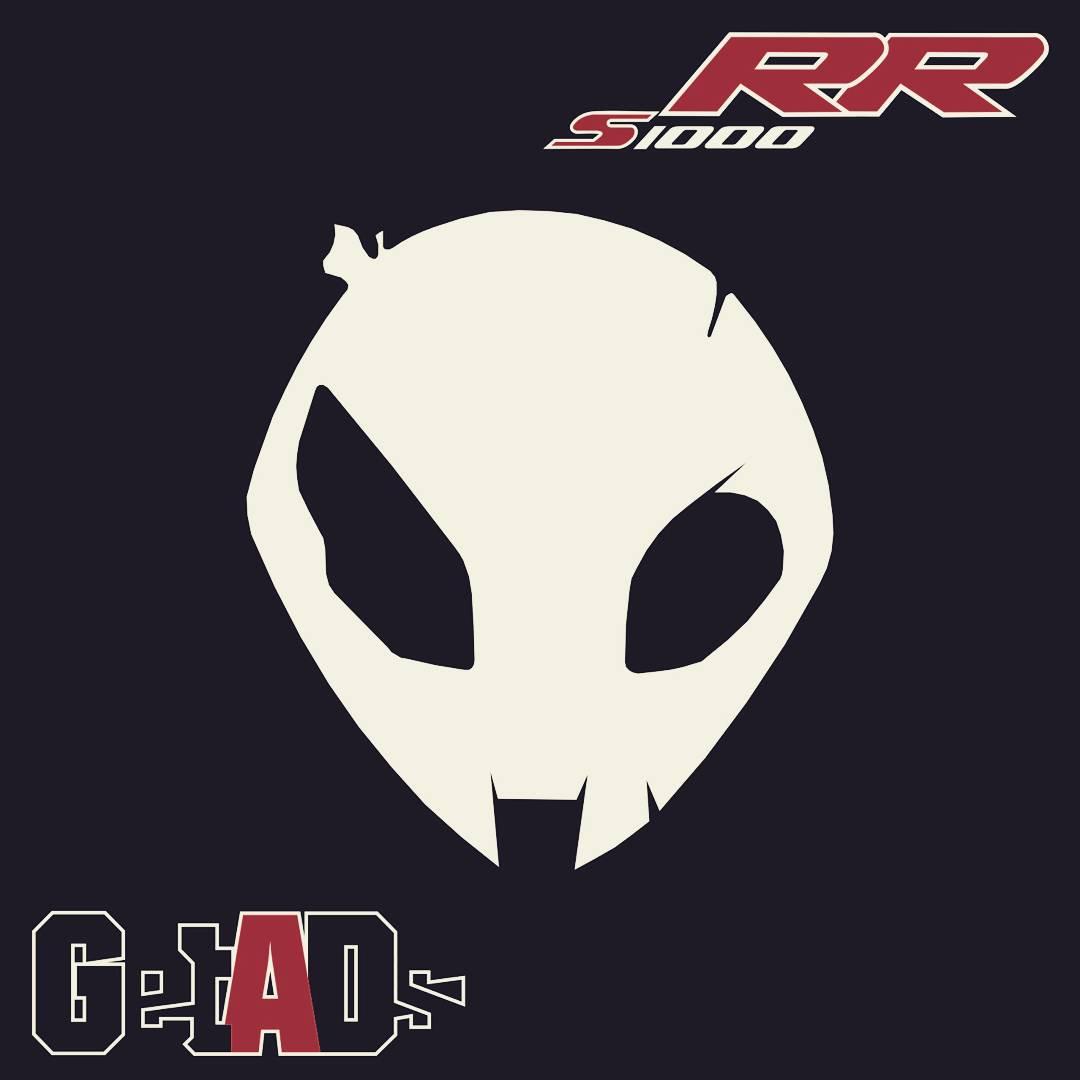 Alexander Panov On Twitter Design Logo Alien Head Bmw S1000rr Old 2015 Bmwmoto Sportbike Bmwmotorrad