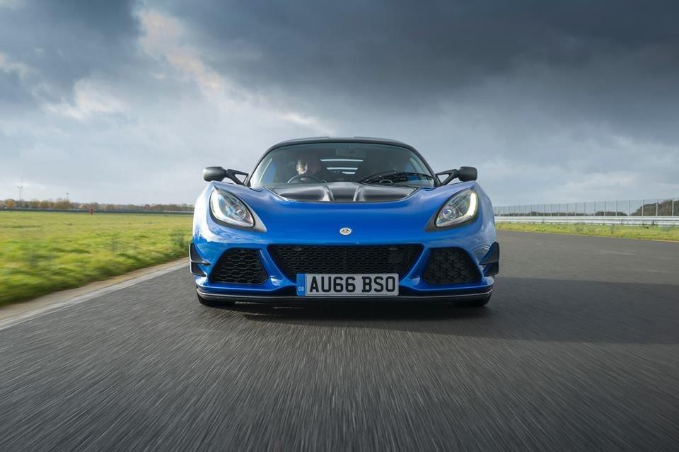 Lotus Cars Qatar on Twitter: \