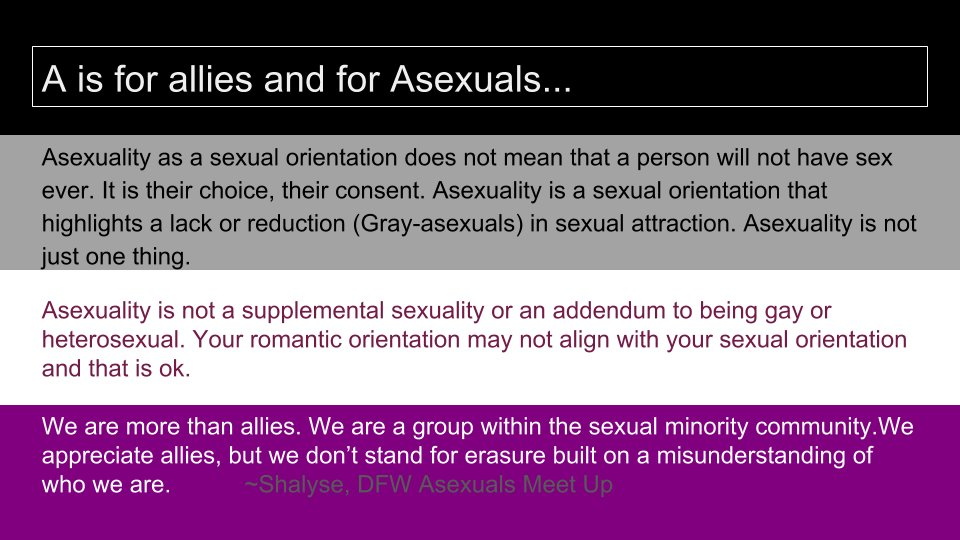 How to meet other asexuals
