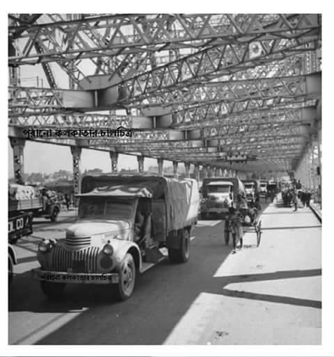 Old Howrah bridge.. Stay with us to know more about kolkata.. #ohkolkata #follo4folloback #follobackSeguro    http://www. ohkolkata.com  &nbsp;  <br>http://pic.twitter.com/x5qHI012Vw