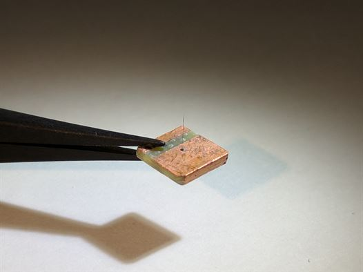 New artificial hair sensor mimics those used by bats &amp; crickets #thisisDoDscience @TeamAFRL   http:// science.dodlive.mil/2017/08/07/bug -out-air-force-designs-flying-systems-with-the-help-of-insects/ &nbsp; … <br>http://pic.twitter.com/Wo3z4wJoLQ