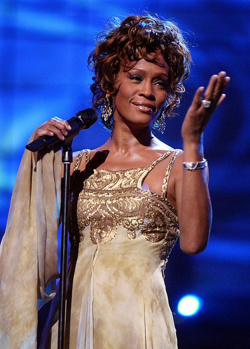 Happy birthday to the late icon, Whitney Houston
