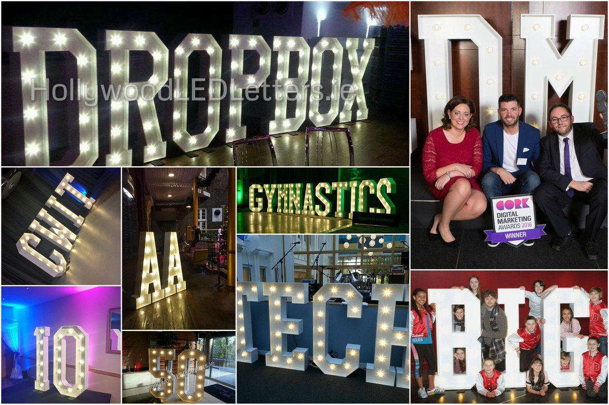 5ft high LED #lightupletters #numbers hire #Ireland  #parties   #weddings  #corporateevents  PAT Tested &amp; Cert   #hollywoodledletters <br>http://pic.twitter.com/ghClcfbJRb
