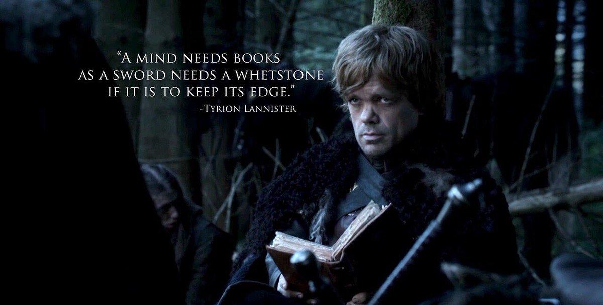A mind needs books... #BookLoversDay