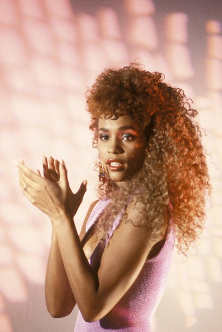 Happy Birthday Whitney Houston! I will always love you  .