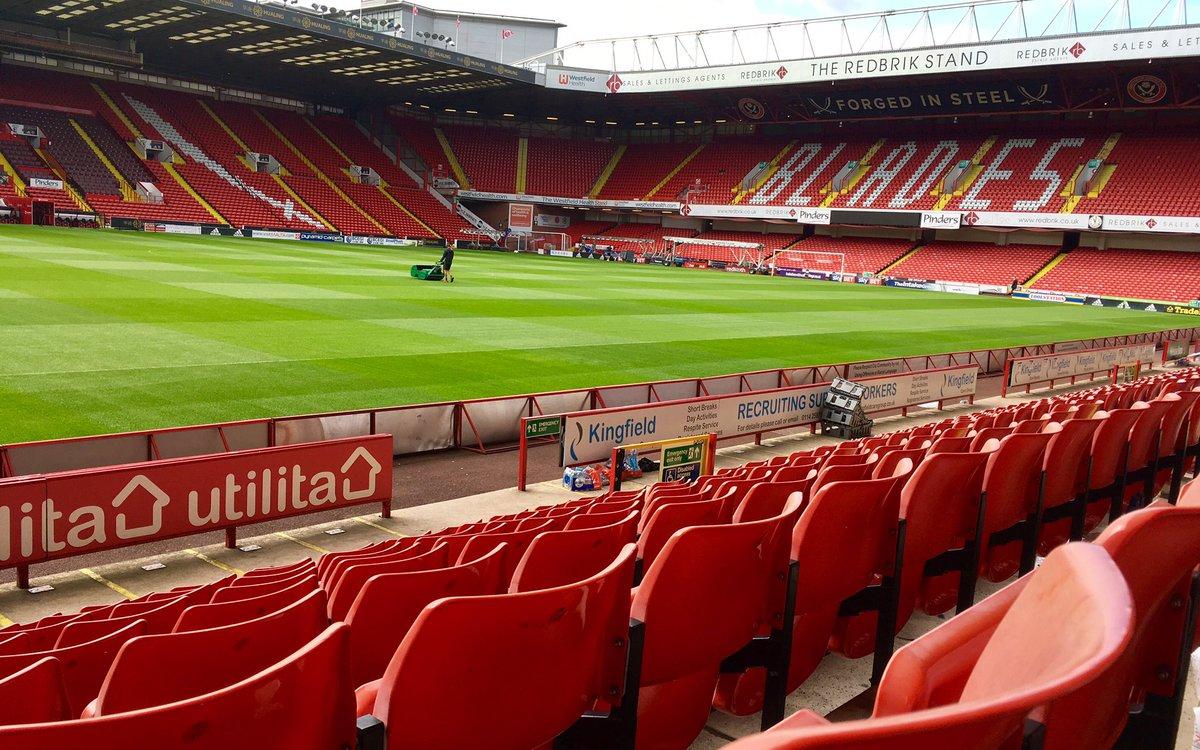 """Sheffield United on Twitter: """"Matchday at Bramall Lane ..."""