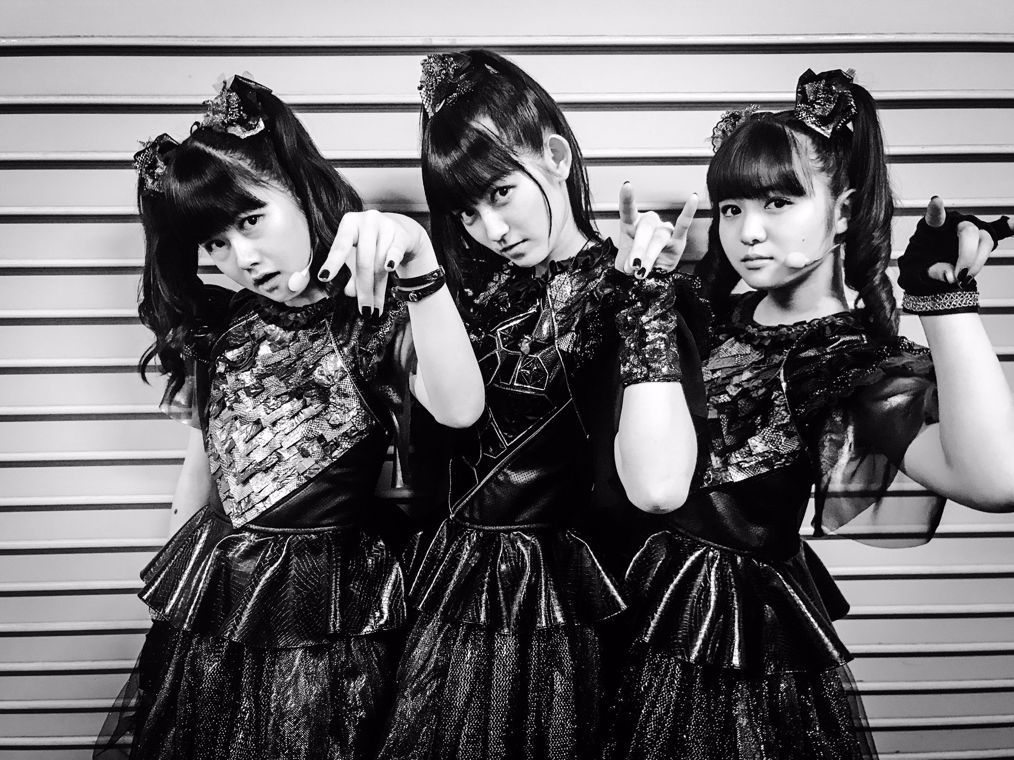 Babymetal On Twitter Quot Thanks White Fox Festival In Nagoya