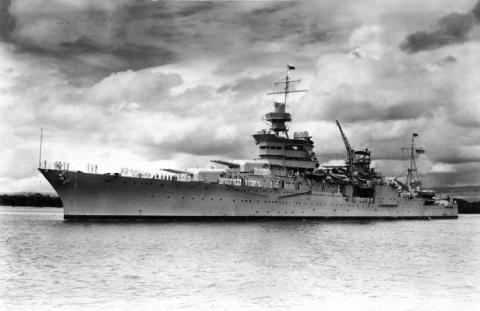 艦 これ ヒューストン ヒューストン (軽巡洋艦) - Wikipedia