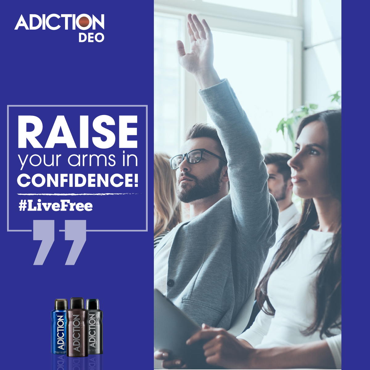 #Adiction gives you that very #confidence. https://t.co/zLsZrtqaWI