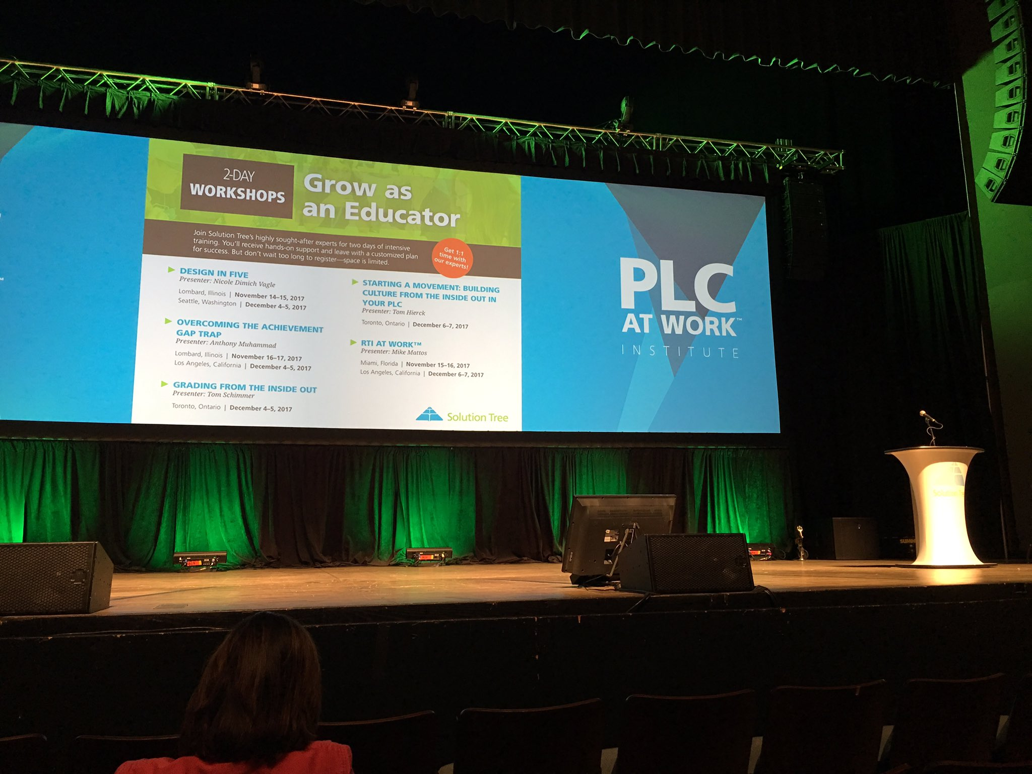 Thumbnail for Grand Rapids Professional Learning Communities Institute