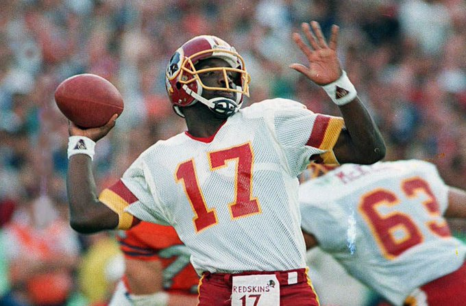 Happy Birthday to Senior VP of Player Personnel & Super Bowl XXII MVP Doug Williams!
