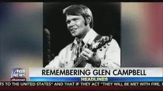 Country icon and 'Rhinestone Cowboy' singer, Glen Campbell, dies at the age of 81 https://t.co/Yw9NXq65vA