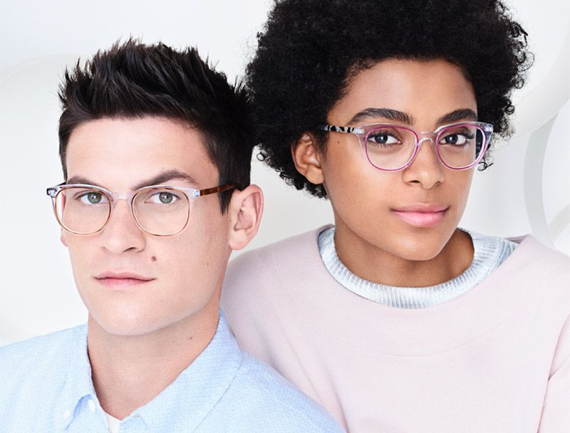 f97025a186b0d contrast chic warbyparker launches concentric glasses warbyparker