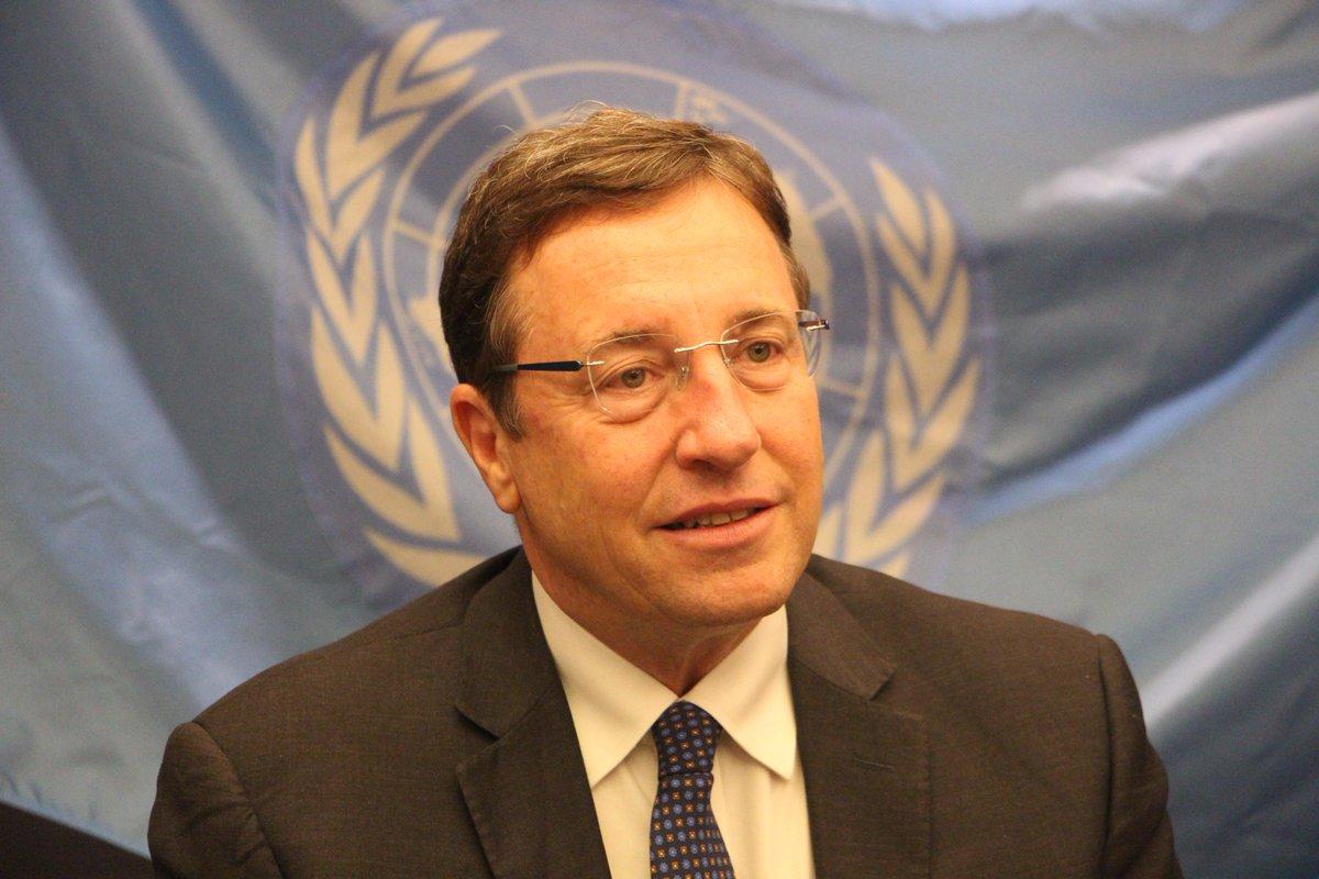 国連開発計画(UNDP)駐日代表事...
