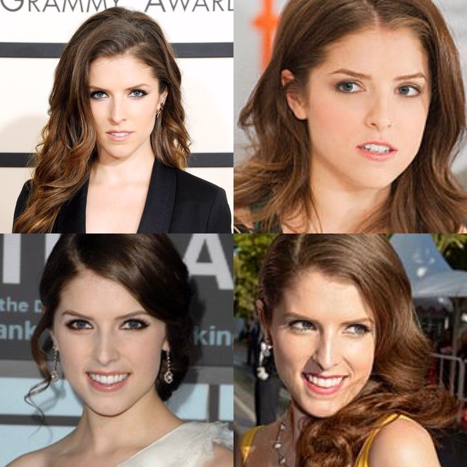 Happy 32 birthday to Anna Kendrick. Hope that she has a wonderful birthday.