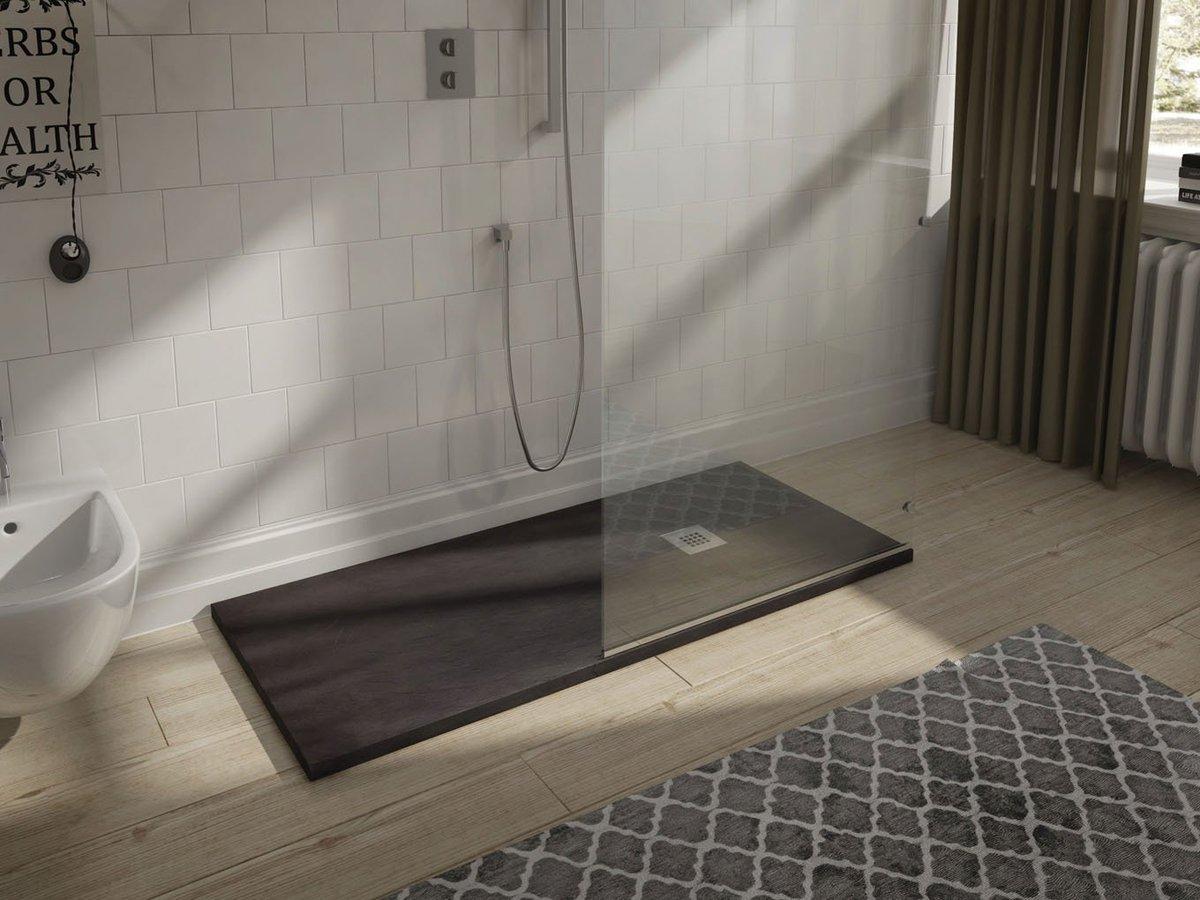 Wonder Material Graphene Arrives With Solidgraphen Shower Tray Http Goo Gl Gbsjnc Bathrooms Wetroom Interiordesign Architect Twitter