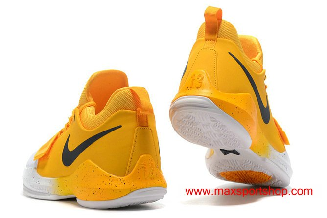 online retailer d5af3 02ce4 Nike PG 1 id Clean Yellow White Men s Basketball Shoes  http   www.maxsportshop.com nike-pg-1-id-clean-yellow-white-mens-basketball -shoes-k-526.html … ...