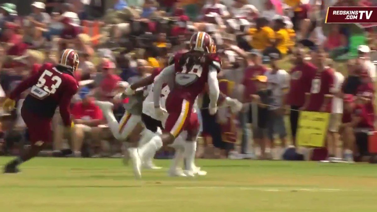 Swearinger is a lunatic and I like it. https://t.co/XRK6ciMveS