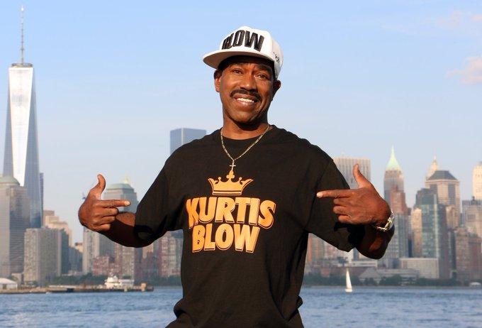 Happy Birthday to legendary rapper, Kurtis Blow!