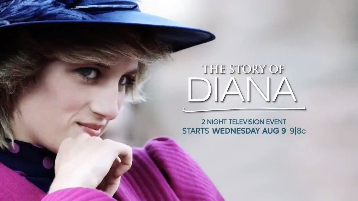 TONIGHT: Before she became the people's princess, she was just Diana. See  #TheStoryofDiana TONIGHT at 9/8c on ABC!  https://t.co/DuoddWFodB