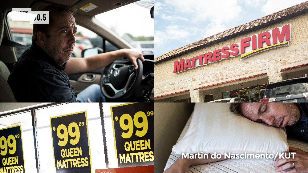 Kut Austin On Twitter Why Are There So Many Mattress Stores In