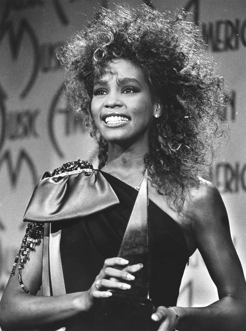 Happy Birthday to the late Whitney Houston