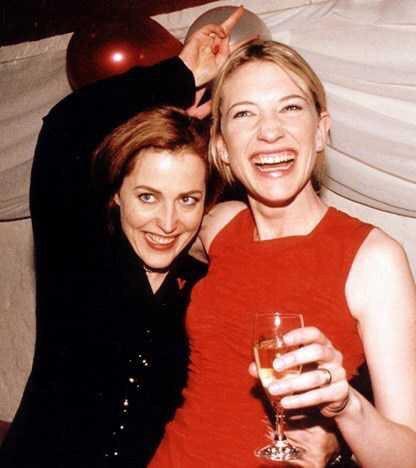 Happy 49th Birthday Gillian Anderson
