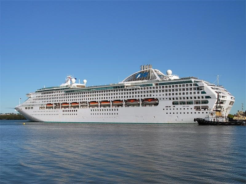 Cruise Ship Goes Stealth For Days To Avoid Pirates Baaz - Pirates attack cruise ship